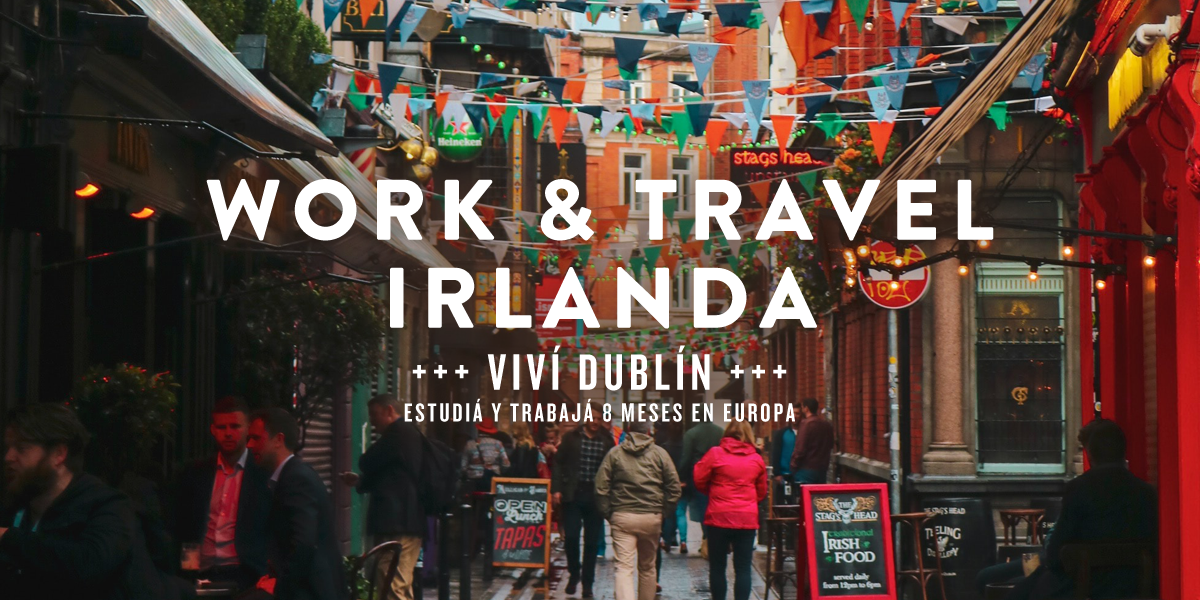 Work & Travel Irlanda