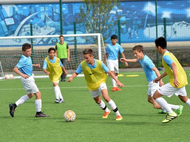 Manchester City Football School