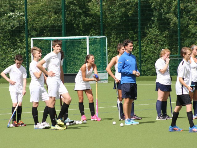 Field Hockey Nike Camp en Inglaterra